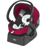 Автокресло Chicco Auto-fix Fast Baby Red Mave