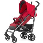 Купить Коляска-трость Chicco Lite Way Top Stroller цвет New Red с бампером