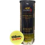 Купить Мячи теннисные Wilson US Open Extra Duty WRT106200