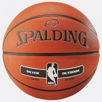 Мяч баскетбольный Spalding NBA Silver Series Indoor/Outdoor (р.7)