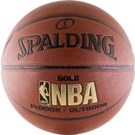 Мяч баскетбольный Spalding NBA Gold Series Indoor/Outdoor (р.7)