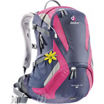 Рюкзак Deuter Aircomfort Futura 20 SL blueberry-magenta (2015)