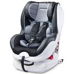 Автокресло Caretero Defender Plus ISOFIX GREY (серый)