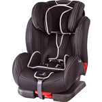 Автокресло Caretero Diablo XL (9-36 кг) BLACK (черный)