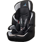 Автокресло Caretero Falcon (9-36 кг) BLACK (черный)