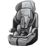 Автокресло Caretero Falcon (9-36 кг) LIGHT GREY (светло-серый)