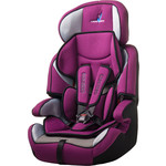 Автокресло Caretero Falcon (9-36 кг) PURPLE (фиолетовый)