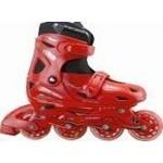Купить Роликовые коньки Joerex JX3 красные