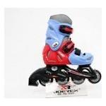 Купить Роликовые коньки Joerex RO0603 (синий/красный)