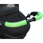 Choopie CityGrips (Сити Грипс) на ручку для универсальной коляски длинные 513/9365 Neon Green
