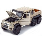 Модель машины Welly 1:24 Mercedes-Benz G63 AMG 6x6