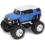 Модель машины Welly 1:34-39 Toyota FJ Cruiser Big Wheel