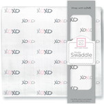Пеленка муслиновая SwaddleDesigns Pstl Pink XOXO