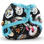 Подгузник для плавания Kanga Care Newborn Snap Cover - tokiSpace/Aquarius