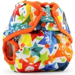 Подгузник для плавания Kanga Care One Size Snap Cover - Dragons Fly/Poppy