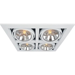 Купить Встраиваемый светильник Artelamp A5935PL-4WH