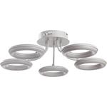 Купить Потолочная светодиодная люстра Artelamp A9358PL-5WH