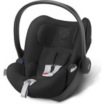 Автокресло Cybex Cloud Q Happy Black