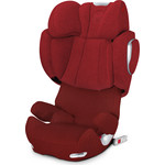 Автокресло Cybex Solution Q2-fix Plus Mars Red
