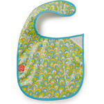 Нагрудник на липучке Happy Baby WATERPROOF BABY BIB (16009 COLORFUL (цветной))