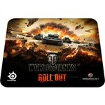Игровой комплект SteelSeries Sensei Raw World of Tanks Bundle (62162/67272)