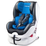 Автокресло Caretero Defender Plus Isofix 0-18 Blue (голубой) (TERO-191)
