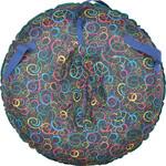 Mars (оболочка, камера) Цветные завитки, D80 см 80005-4