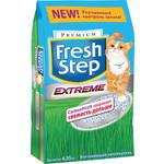 Fresh Step Extreme Carbon plus тройной контроль запаха впитывающий с ароматизатором для кошек 6,35кг