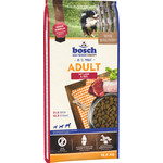 Bosch Petfood Adult Lamb & Race с ягнёнком и рисом для взрослых собак 15кг