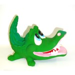 Купить Латексная игрушка LANCO Крокодил зубастый (ODA-018)