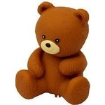 Купить Латексная игрушка LANCO Медведь коричневый (1360)