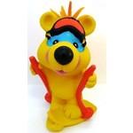 Купить Латексная игрушка LANCO Мишка-лыжник ( ODA-062)