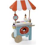 Купить Krooom Игрушки из картона: набор Тележка с мороженым (k-101)