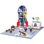 Купить Krooom Игрушки из картона: набор Космическая миссия (k-306)