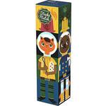 Купить Krooom Игрушки из картона: Stack&Match кубики Приключения (k-442)