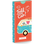 Купить Krooom Игрушки из картона: модель Fold my. Фургон хиппи (k-452)