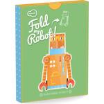 Купить Krooom Игрушки из картона: модель Fold my. Робот шеф-повар (k-462)