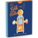 Купить Krooom Игрушки из картона: модель Fold my. Робот учёный (k-465)