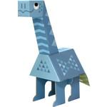 Купить Krooom Игрушки из картона: модель Fold my. Апатозавр (k-472)