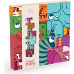 Купить Krooom Игрушки из картона: 3D пазл - головоломка Сафари (k-800)