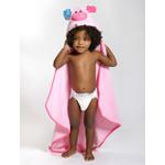 Купить Zoocchini Полотенце с капюшоном для малышей (0-18m) (Свинка Пигги) Pinky the Piglet) (00555)