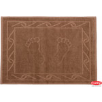 Полотенце для ног Hobby home collection Hayal 50x70 см коричневый (1501000472)