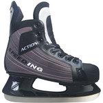 Купить Коньки хоккейные Action PW-216DN р. 38