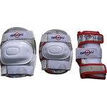 Купить Набор защиты Action PWM-302 (локтя, запястья, колена) р. L