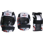 Купить Набор защиты Action PWM-303 (локтя, запястья, колена) р. S