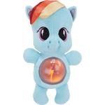 Hasbro My Little Pony Playskool friends Рейнбоу Дэш светится B1652H