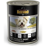 Консервы Belcando Best Quality Meat & Noodles отборное мясо с лапшой для собак 800г (513515)