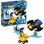 Купить Игрушка Lego Дупло Приключения на Бэтмолёте (10823)