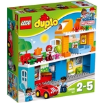 Купить Игрушка Lego Дупло Семейный дом (10835)