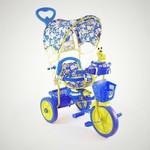 Купить Jaguar Трехколесный велосипед (MS-0737) синий